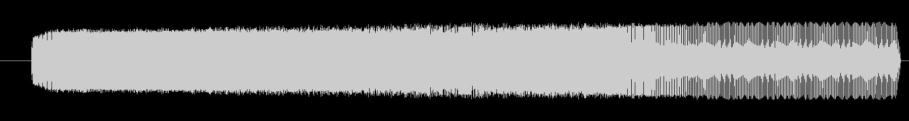FX アーケードレーサー02の未再生の波形