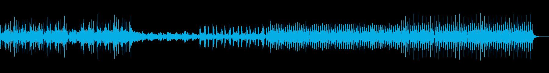 ダンサブルながら幻想的な、洗練された楽曲の再生済みの波形