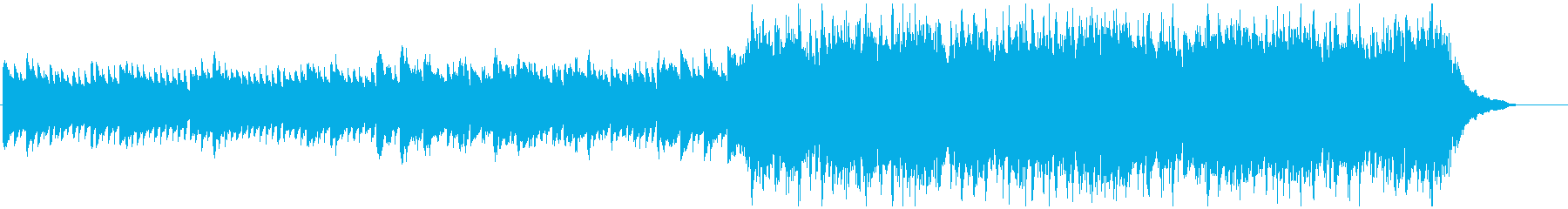 日本らしいメロディアスエモオーケストラ の再生済みの波形