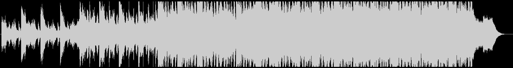 環境にやさしい事業紹介のCM曲-60秒の未再生の波形