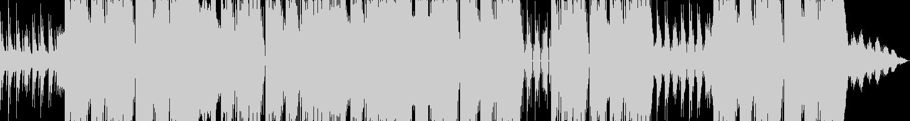 幻想的なベルのメロディのエモトラップの未再生の波形