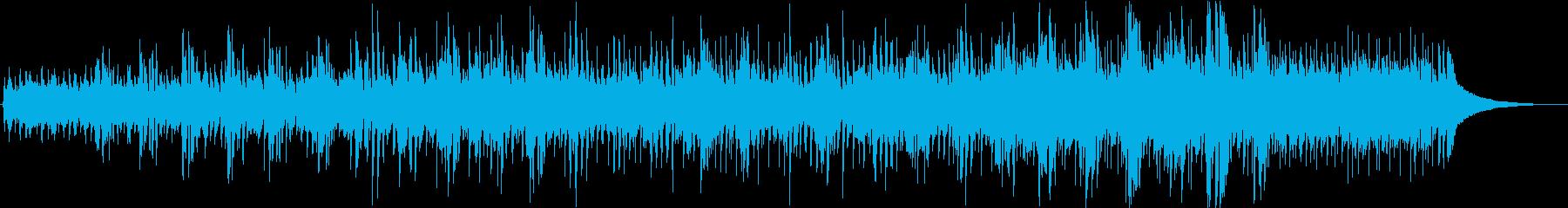 伊豆の踊り子の再生済みの波形