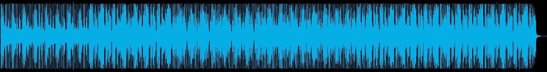 怪しげなヒップホップ_No585_1の再生済みの波形