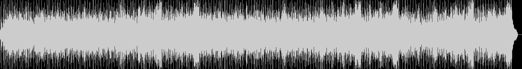 ポップな背景、ピアノアルペジオの未再生の波形