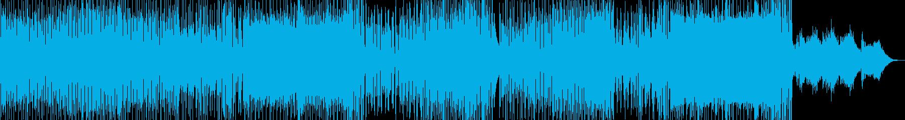ドタバタコメディ・アニメ調ポップ 長尺★の再生済みの波形
