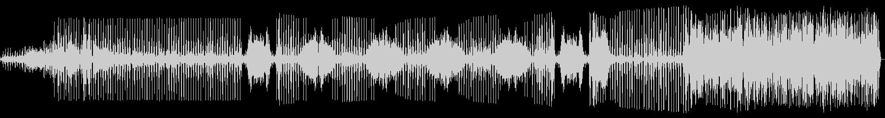 干渉のあるバンド全体の無線の調整の未再生の波形
