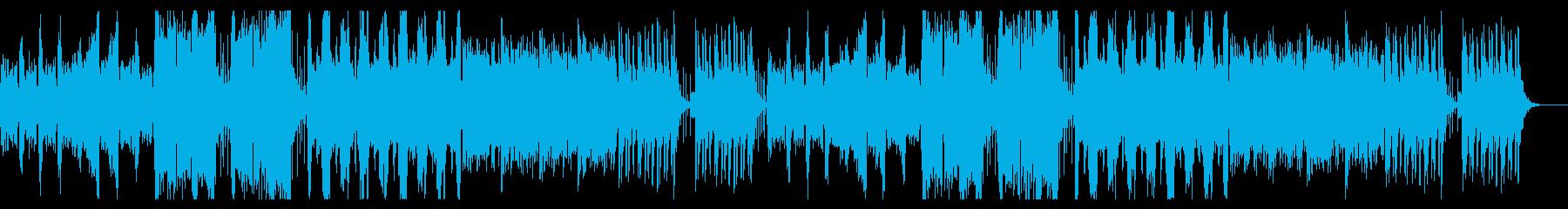 Nightdionの再生済みの波形