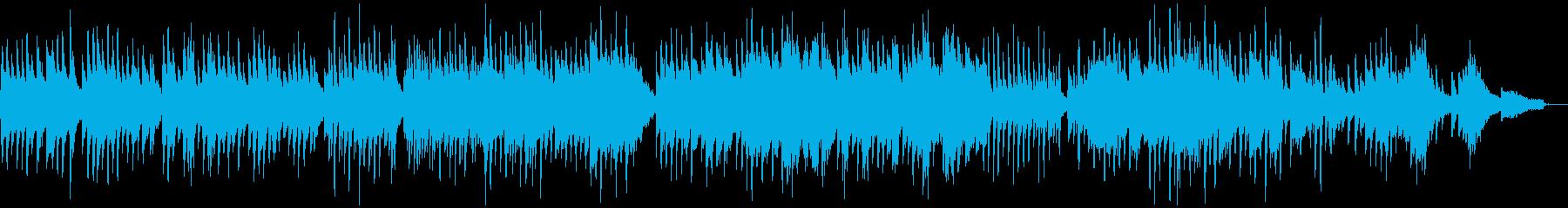 癒される「歓喜の歌」第9ピアノソロの再生済みの波形