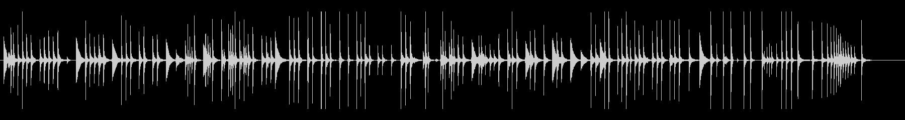 三味線226廓丹前5和風エロ湯女サウナ賑の未再生の波形
