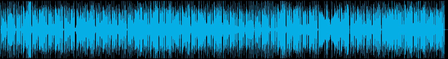 哀愁の Lo-Fi / Chillhopの再生済みの波形