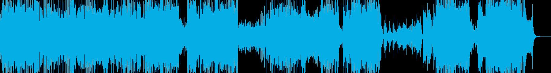 沖縄・南国を感じるテクノポップ ★の再生済みの波形