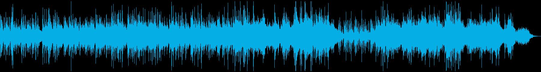 癒しのピアノ〜背くらべ〜の再生済みの波形
