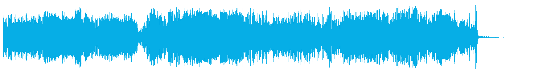 張力の再生済みの波形