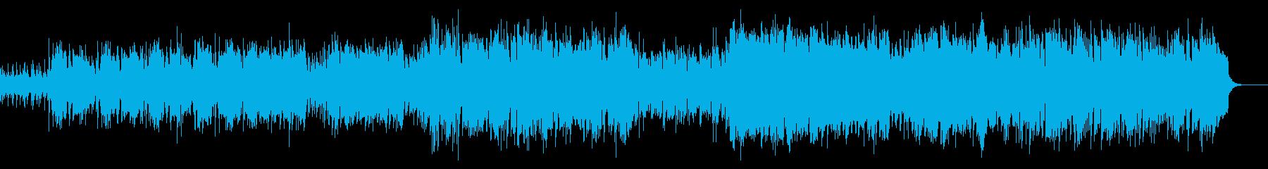 ほのぼのケルト フル版の再生済みの波形