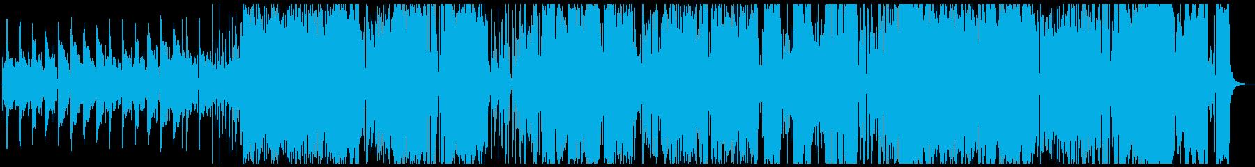 パワフルで疾走感のあるビッグバンドジャズの再生済みの波形