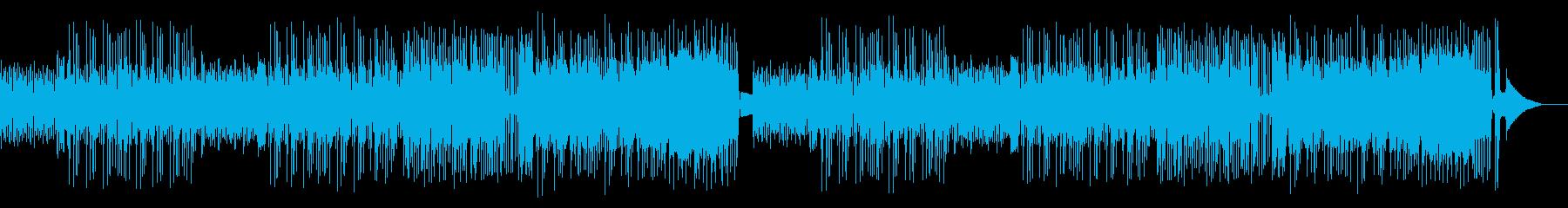 【ドラム抜】いたずらコミカルなハロウィンの再生済みの波形
