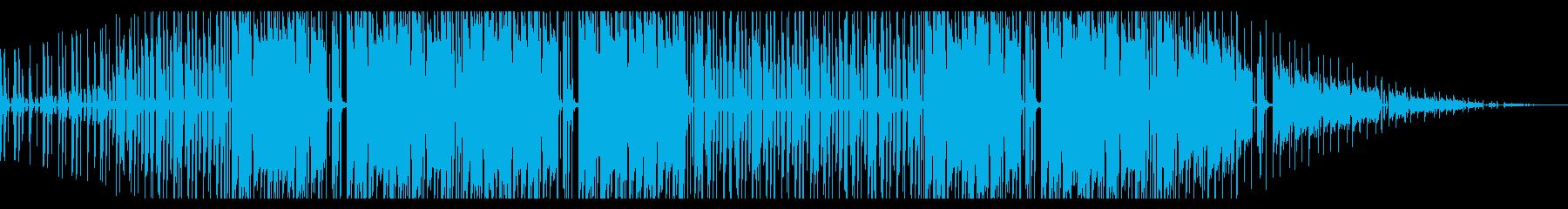 睡魔。ローファイヒップホップ_2の再生済みの波形