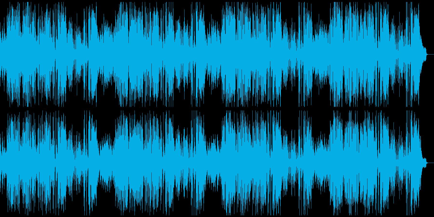 「大きな古時計」ピアノボーカル 英語歌詞の再生済みの波形