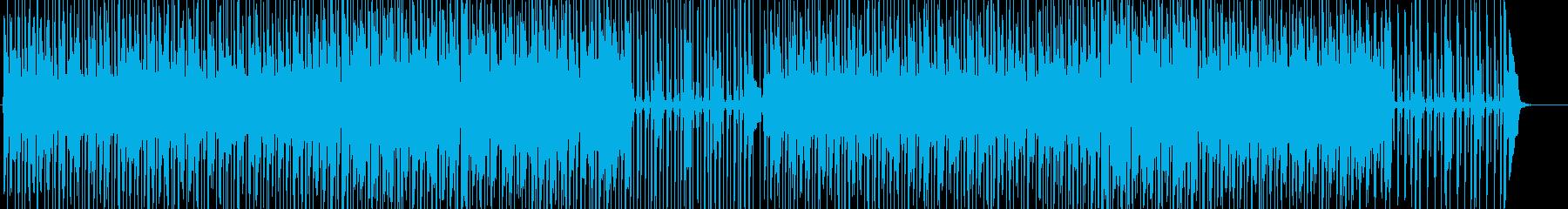 【転調無しver】明るい口笛とギターの再生済みの波形