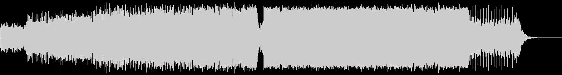 オーケストラ×クールエレクトロ OP等の未再生の波形