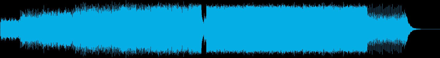 オーケストラ×クールエレクトロ OP等の再生済みの波形