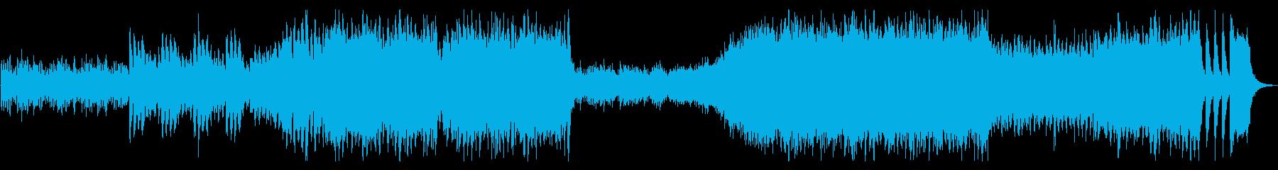 定番クラシック・運動会リレー・天国と地獄の再生済みの波形