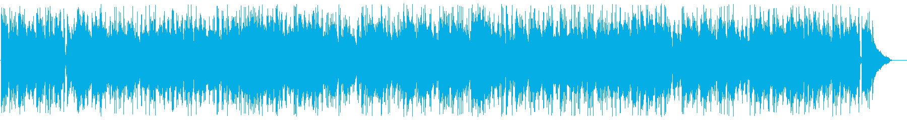 Dreamer Bossa Nova arrangement's reproduced waveform