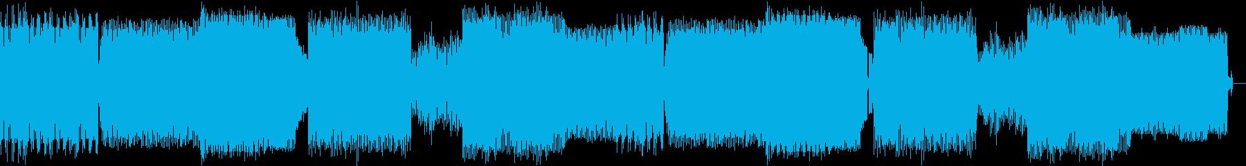 盛り上げる!/鍵盤超絶技巧×サイトランスの再生済みの波形