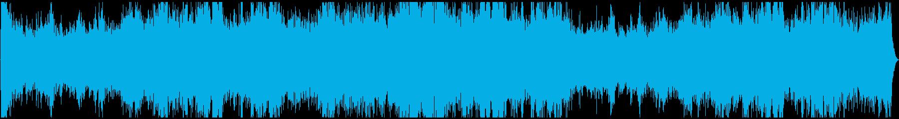 ドローン コントラブローンチューブ01の再生済みの波形