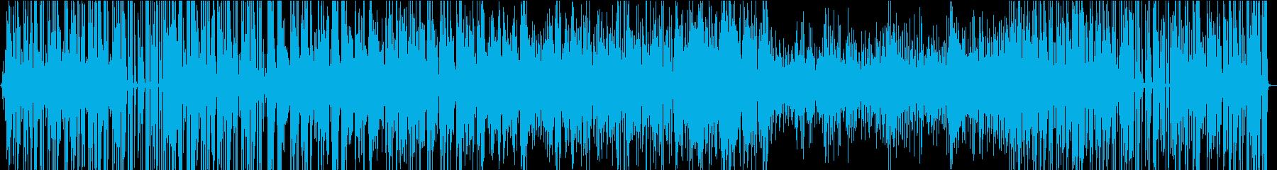 ソロトロンボーン。ジャズボックス。の再生済みの波形