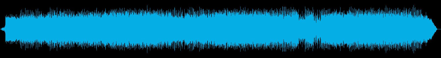 湘南茅ヶ崎をイメージしたフォークバラードの再生済みの波形