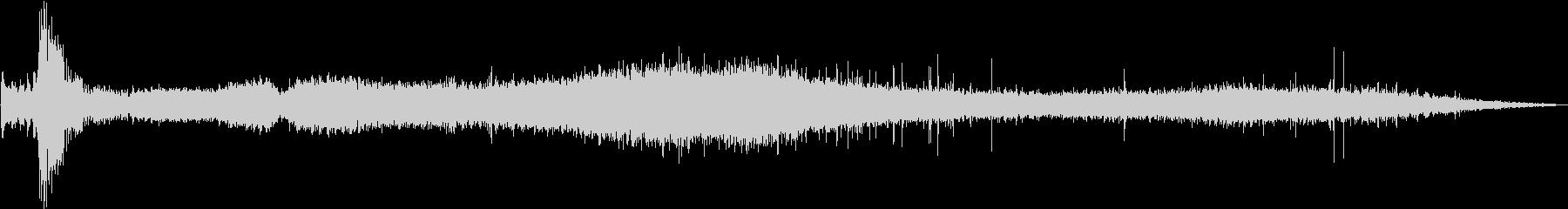 シボレーカマロ:ガレージの内線:ガ...の未再生の波形