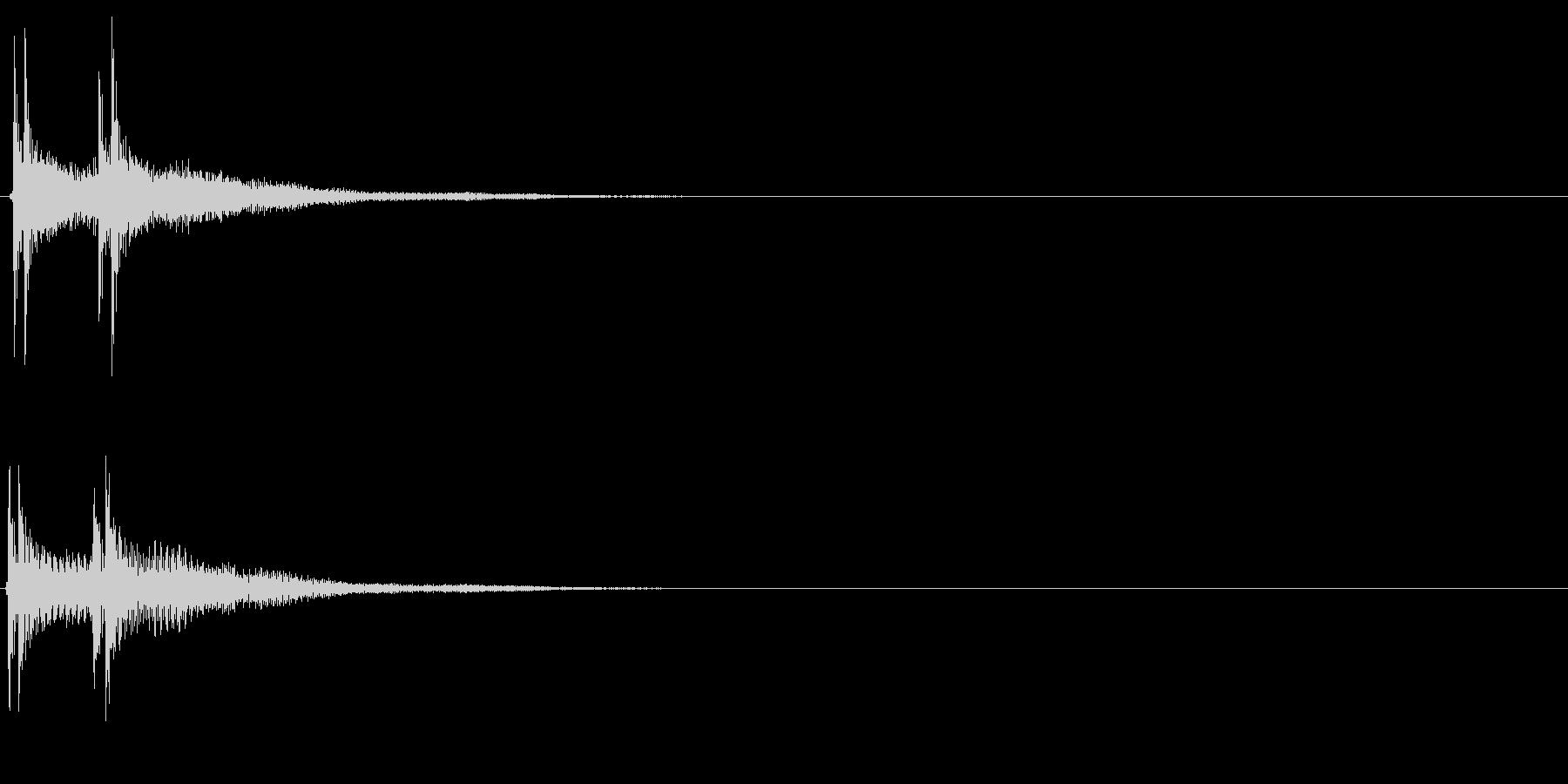 三味線/和風/テロップ/お笑い/発表の未再生の波形