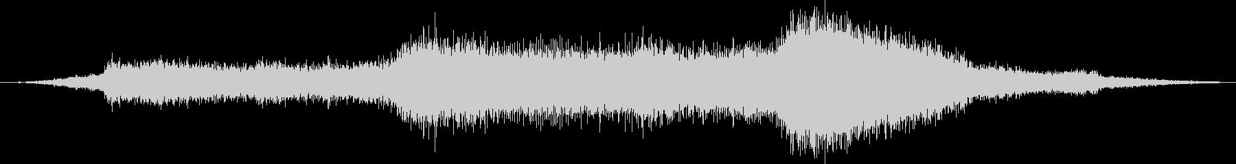 ダブルデッカートランジットバス:E...の未再生の波形