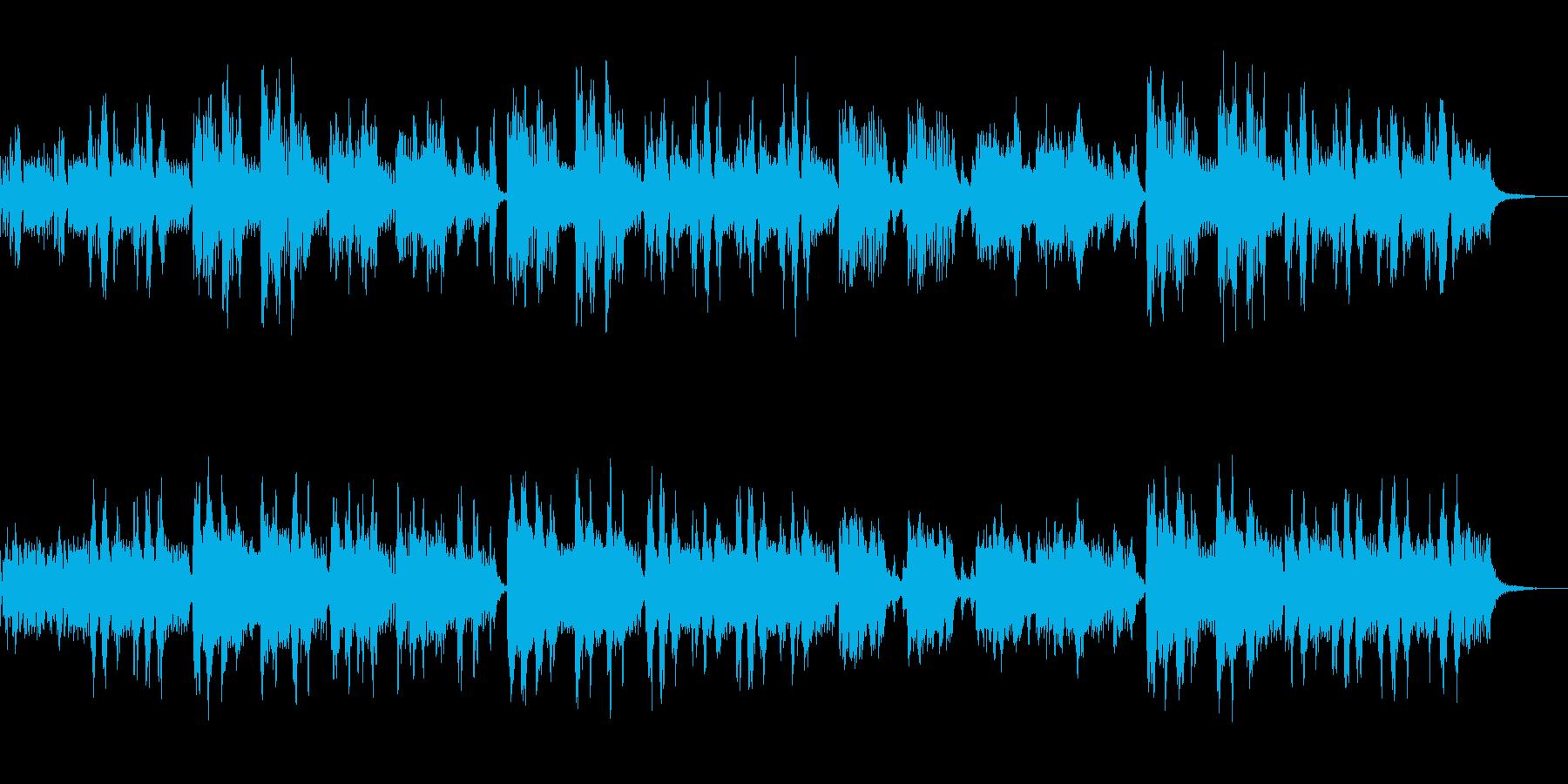 オルゴール部門用に頑張って新曲を作りま…の再生済みの波形