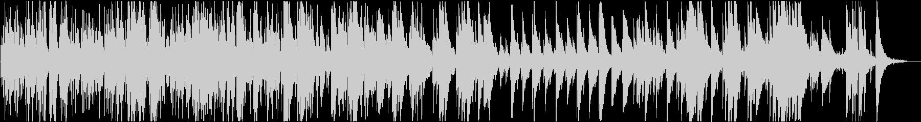 グノー「アヴェ・マリア」MusicBoxの未再生の波形