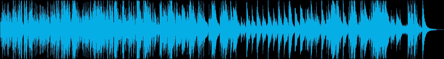 グノー「アヴェ・マリア」MusicBoxの再生済みの波形