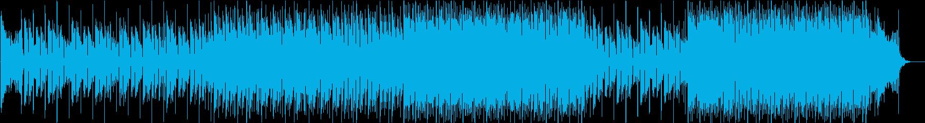 Inspirational Chilloutの再生済みの波形