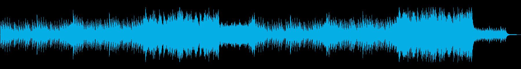 冬のオーケストラ!わくわく、キラキラの再生済みの波形
