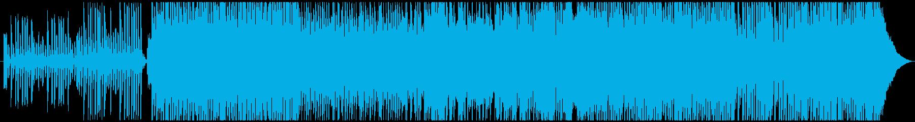 【ショート】優しさ・希望 口笛ポップスの再生済みの波形