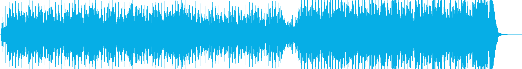 【CM, アニメ】楽しいアミューズメントの再生済みの波形