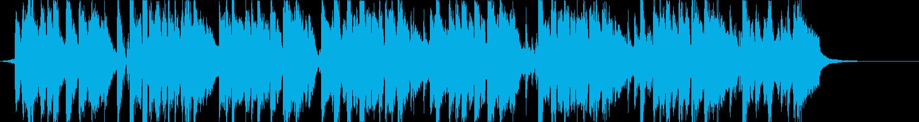 ティーン ポップ テクノ モダン ...の再生済みの波形