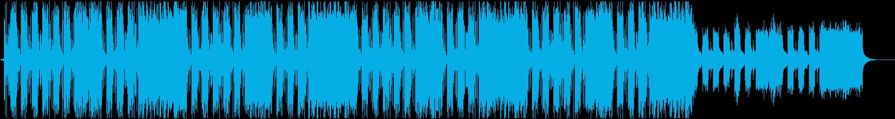 企業VP、CM系EDM 8の再生済みの波形