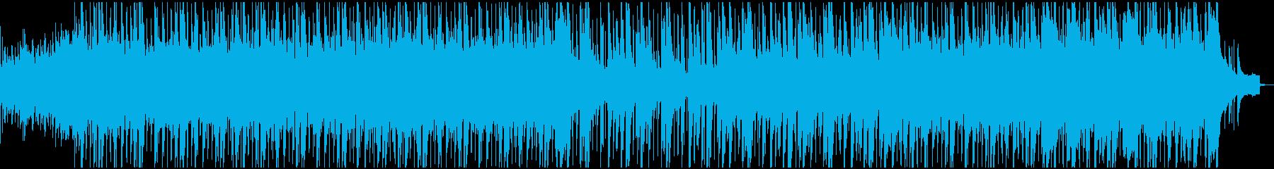 自信とやる気のあるサウンドトラック...の再生済みの波形