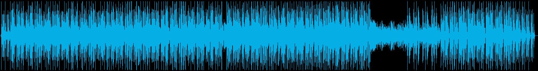※メロ無 キュートでエレクトロなボサノバの再生済みの波形