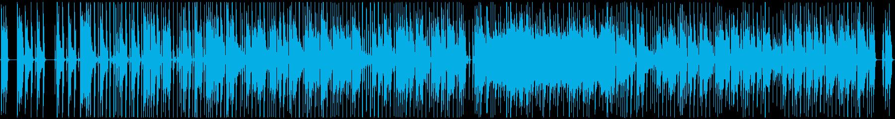 スライドギターが火を噴くロッケンロール!の再生済みの波形