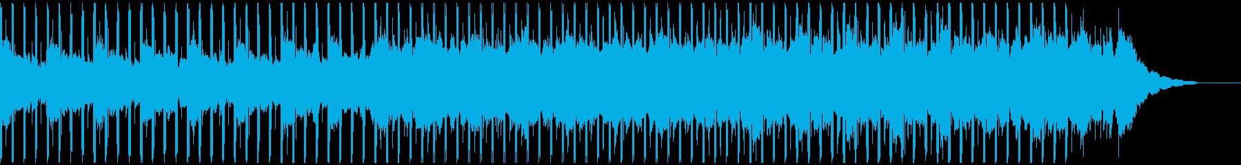 チュートリアル(50秒)の再生済みの波形