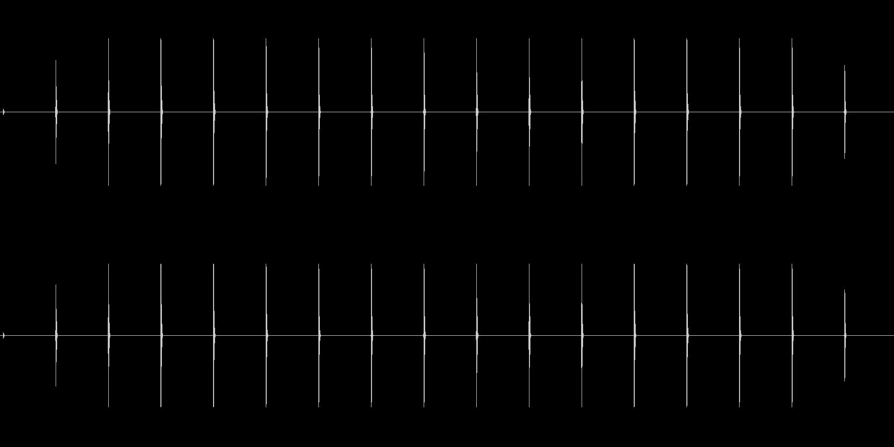 時計 ticktock_44-4_dryの未再生の波形