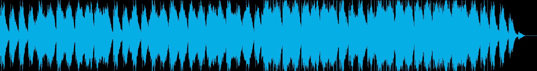 初恋のようなピュアな曲,ピアノバイオリンの再生済みの波形
