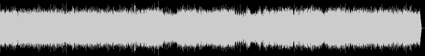 管弦楽組曲第一番 序曲の未再生の波形